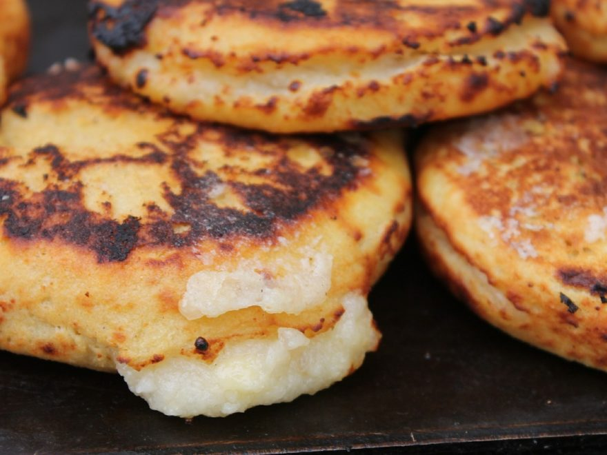 How To Make Venezuelan Arepas
