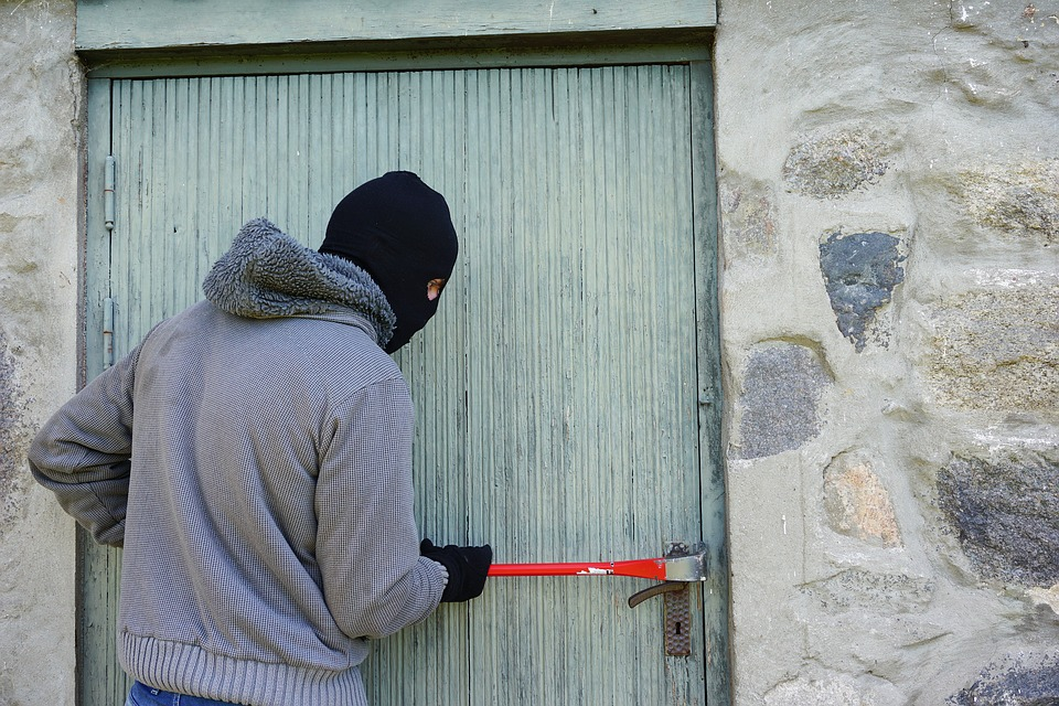 How to Avoid A Home Burglary
