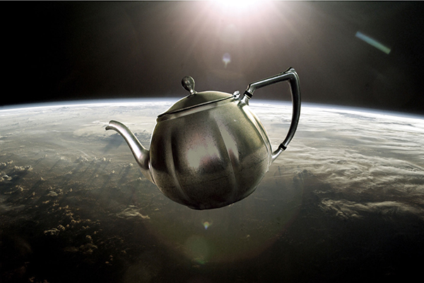 Russell's Teapot: How Do We Think About God's Existence?