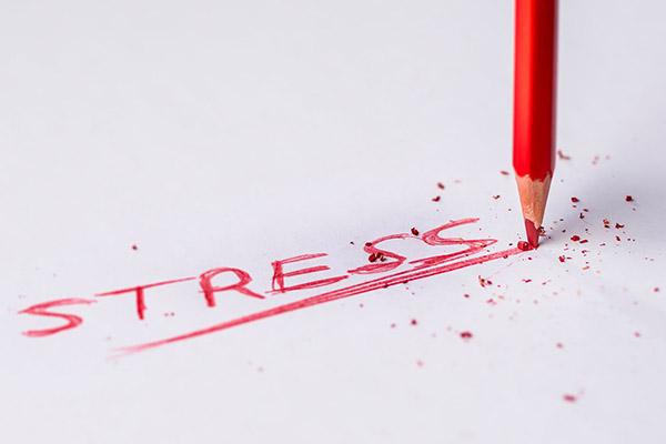 Stress Fattens